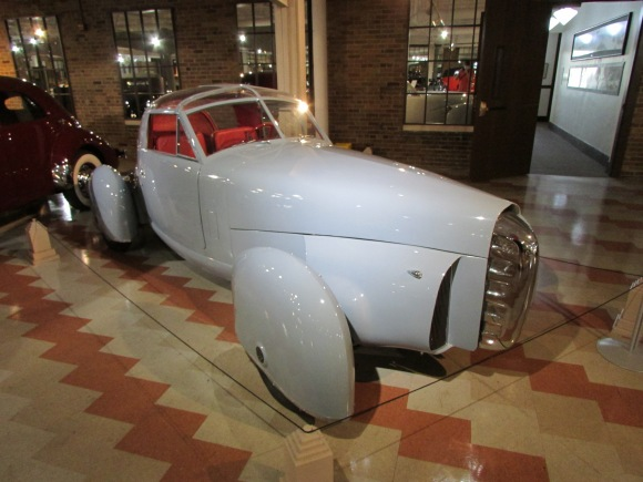 1948 TASCO car.
