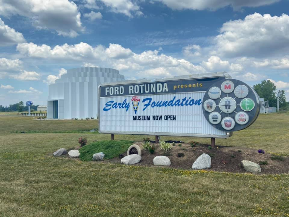 The Early Ford V-8 Foundation Museum